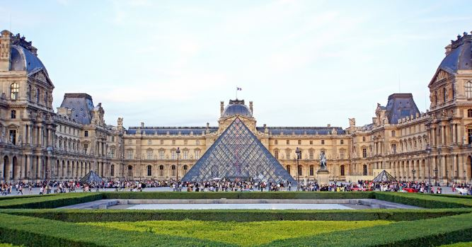 Louvre Museum, the greatest Art Museum in the World